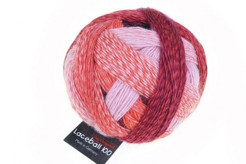 "Schoppel ""Lace Ball 100"", Red to Go, Fb. 2305"