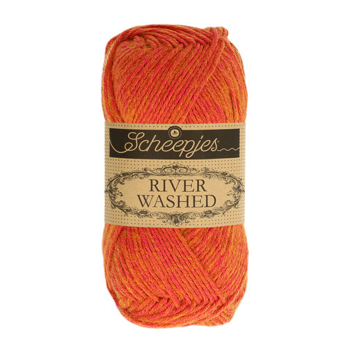 "Scheepjes River Washed ""Nile"" , Farbe 944"
