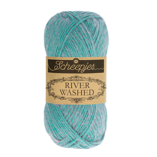 "Scheepjes River Washed ""Wheaton"" , Farbe 950"