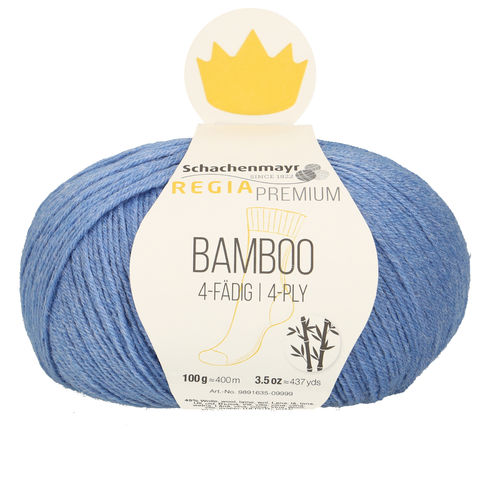 "Regia Premium Bamboo ""Denim Blue"", Fb. 55"