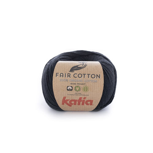 "Katia ""Fair Cotton"", Schwarz, Fb. 2"
