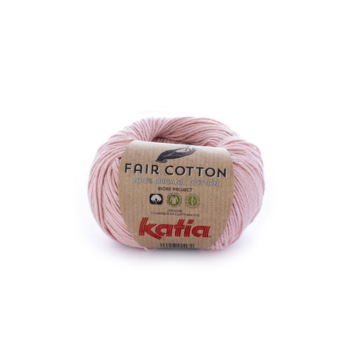 "Katia ""Fair Cotton"", Hellrosa, Fb. 13"