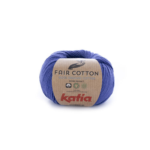 "Katia ""Fair Cotton"", Nachtblau, Fb. 24"
