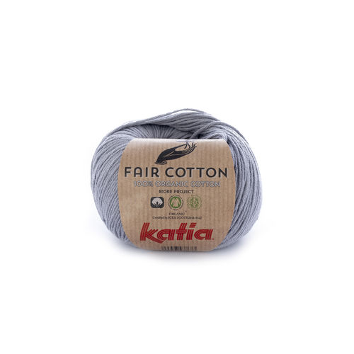 "Katia ""Fair Cotton"", Mittelgrau, Fb. 26"