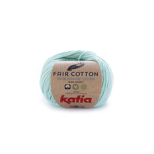 "Katia ""Fair Cotton"", Weißgrün, Fb. 29"