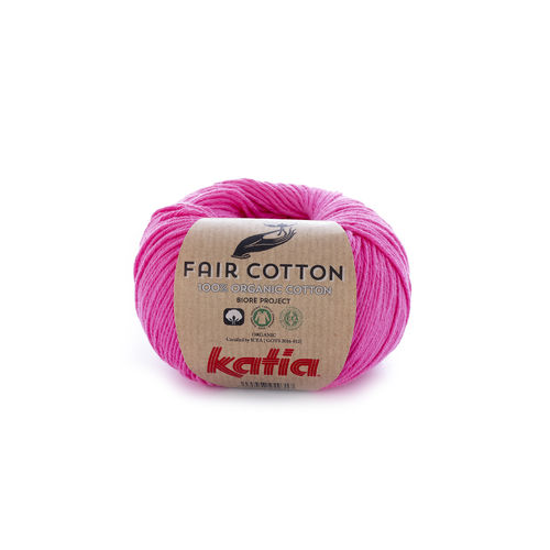 "Katia ""Fair Cotton"", Pink, Fb. 33"