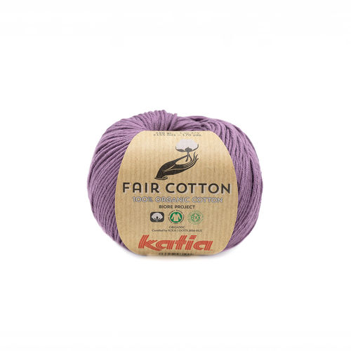 "Katia ""Fair Cotton"", Dunkelmalve, Fb. 39"