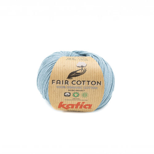 "Katia ""Fair Cotton"", Graublau, Fb. 41"