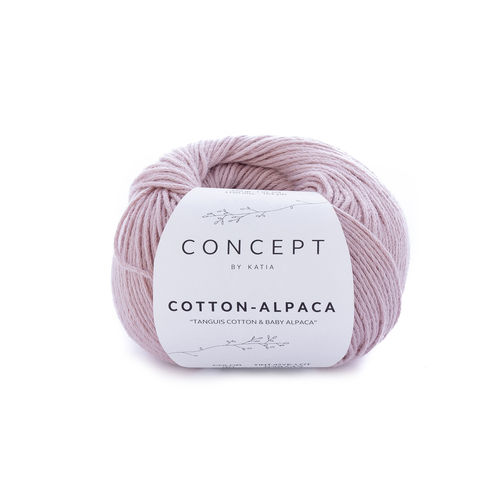 "Katia  ""Cotton-Alpaca"", Fb.90 - Lachsrot"