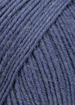 "Lang Yarns ""Super Soxx 6ply""Jeans Dunkel  , Fb. 34"