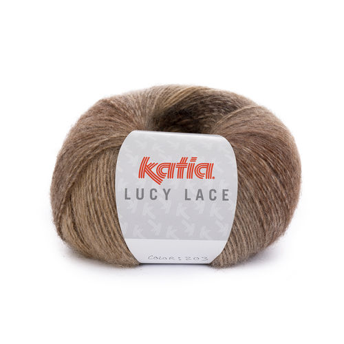 "Katia ""Lucy Lace"", Fb. 203 - 500g %"